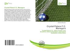 Bookcover of Crystal Palace F.C. Managers
