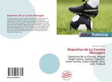 Deportivo de La Coruña Managers的封面