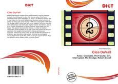 Bookcover of Clea DuVall