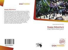 Capa do livro de Happy Adventure