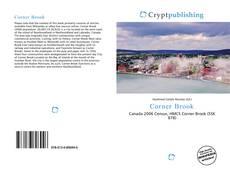 Bookcover of Corner Brook