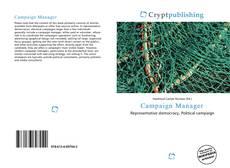 Buchcover von Campaign Manager