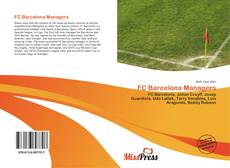 Bookcover of FC Barcelona Managers
