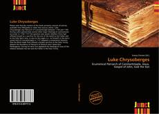Capa do livro de Luke Chrysoberges
