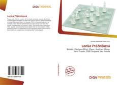 Capa do livro de Lenka Ptáčníková