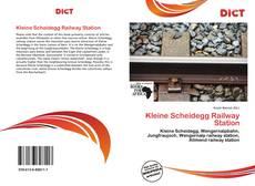Buchcover von Kleine Scheidegg Railway Station
