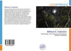Borítókép a  Mikhail A. Fedonkin - hoz