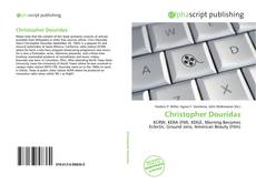 Bookcover of Christopher Douridas