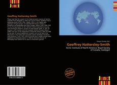 Geoffrey Hattersley-Smith kitap kapağı