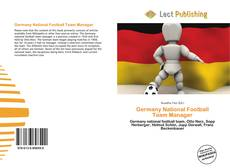 Copertina di Germany National Football Team Manager