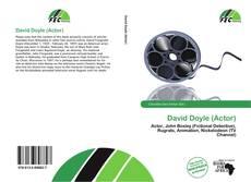 Capa do livro de David Doyle (Actor)