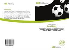 Capa do livro de Lou Nagy