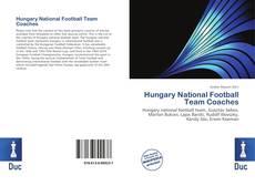 Copertina di Hungary National Football Team Coaches