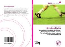 Bookcover of Christian Nuñez