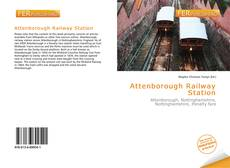 Bookcover of Attenborough Railway Station