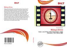 Capa do livro de Malaya Drew