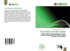 Yves Hélory de Kermartin kitap kapağı