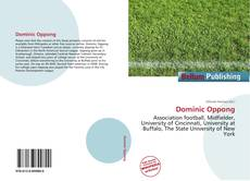 Bookcover of Dominic Oppong