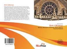 Couverture de Dirk I (Bishop)