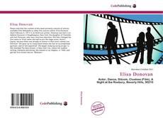 Bookcover of Elisa Donovan