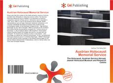Copertina di Austrian Holocaust Memorial Service