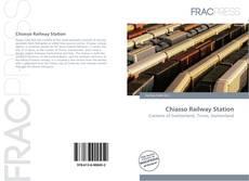 Chiasso Railway Station kitap kapağı