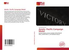 Обложка Asiatic- Pacific Campaign Medal