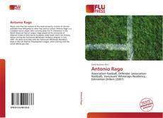 Buchcover von Antonio Rago