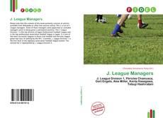 Capa do livro de J. League Managers