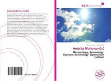 Bookcover of Andrija Mohorovičić