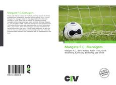 Bookcover of Margate F.C. Managers