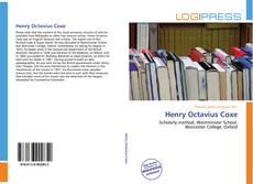 Henry Octavius Coxe kitap kapağı