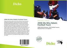 Обложка 2008 Ole Miss Rebels Football Team