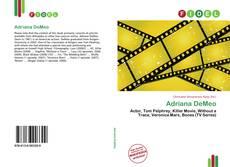 Portada del libro de Adriana DeMeo
