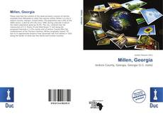 Bookcover of Millen, Georgia