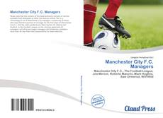 Bookcover of Manchester City F.C. Managers