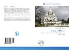 Capa do livro de Henry of Marcy