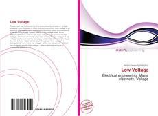Capa do livro de Low Voltage