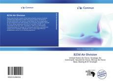 Portada del libro de 823d Air Division