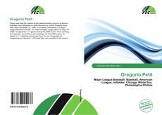 Capa do livro de Gregorio Petit