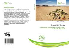 Bookcover of David M. Raup