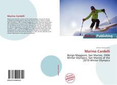 Bookcover of Marino Cardelli