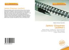 Couverture de James Chapman (author)