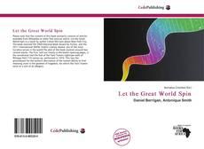 Portada del libro de Let the Great World Spin