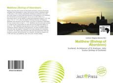 Bookcover of Matthew (Bishop of Aberdeen)