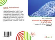 Capa do livro de Lumsden, Newfoundland and Labrador