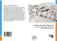 Bookcover of Charles Doolittle Walcott