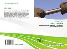 Bookcover of GMD GMDH-1