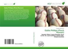 Capa do livro de Eddie Phillips (Pinch Runner)