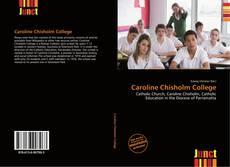 Capa do livro de Caroline Chisholm College